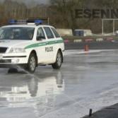 Kurz bezpečné jízdy Sosnová pravidelně absolvují také policisté